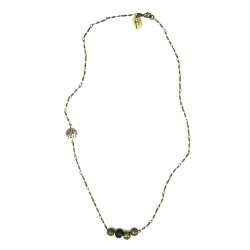 Collier ethnique - Sala -